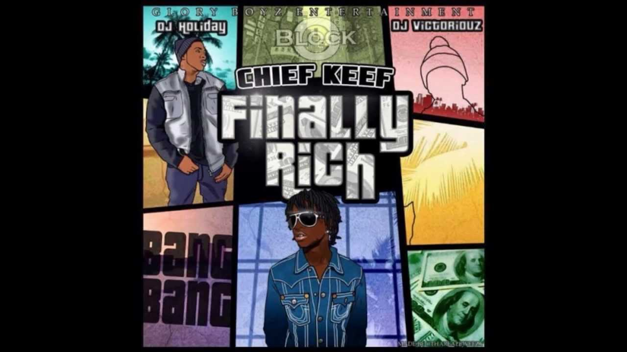 Chief Keef - Finally Rich Lyrics . - YouTube