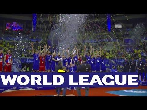 Liga Mundial 2015: Así celebró Francia su primer título (VÍDEO)