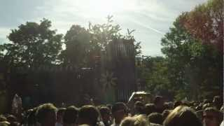 Amsterdam Open Air 2012, day 1. Kerri Chandler I