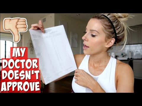My Doctor Doesn't Approve | Holding Me back | Diet