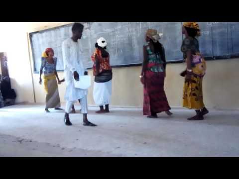 Hausa cultural dance thumbnail