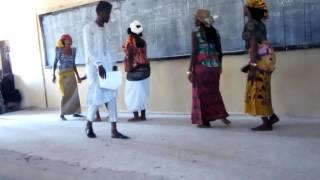 Hausa cultural dance