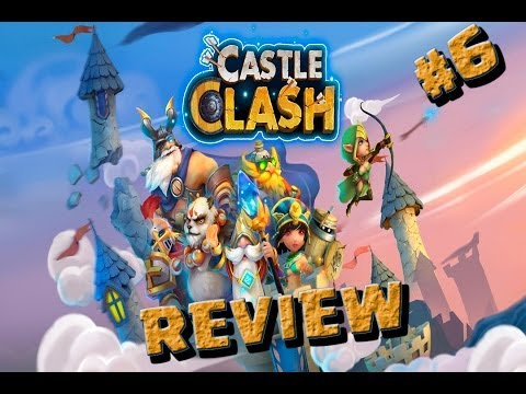 Castle Clash Android Review
