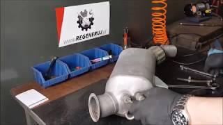 Regeneracja filtra cząstek stałych DPF. Pranie dpfa w Regeneruj.pl.