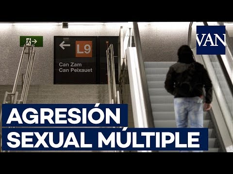 Agresión sexual múltiple en Santa Coloma de Gramenet