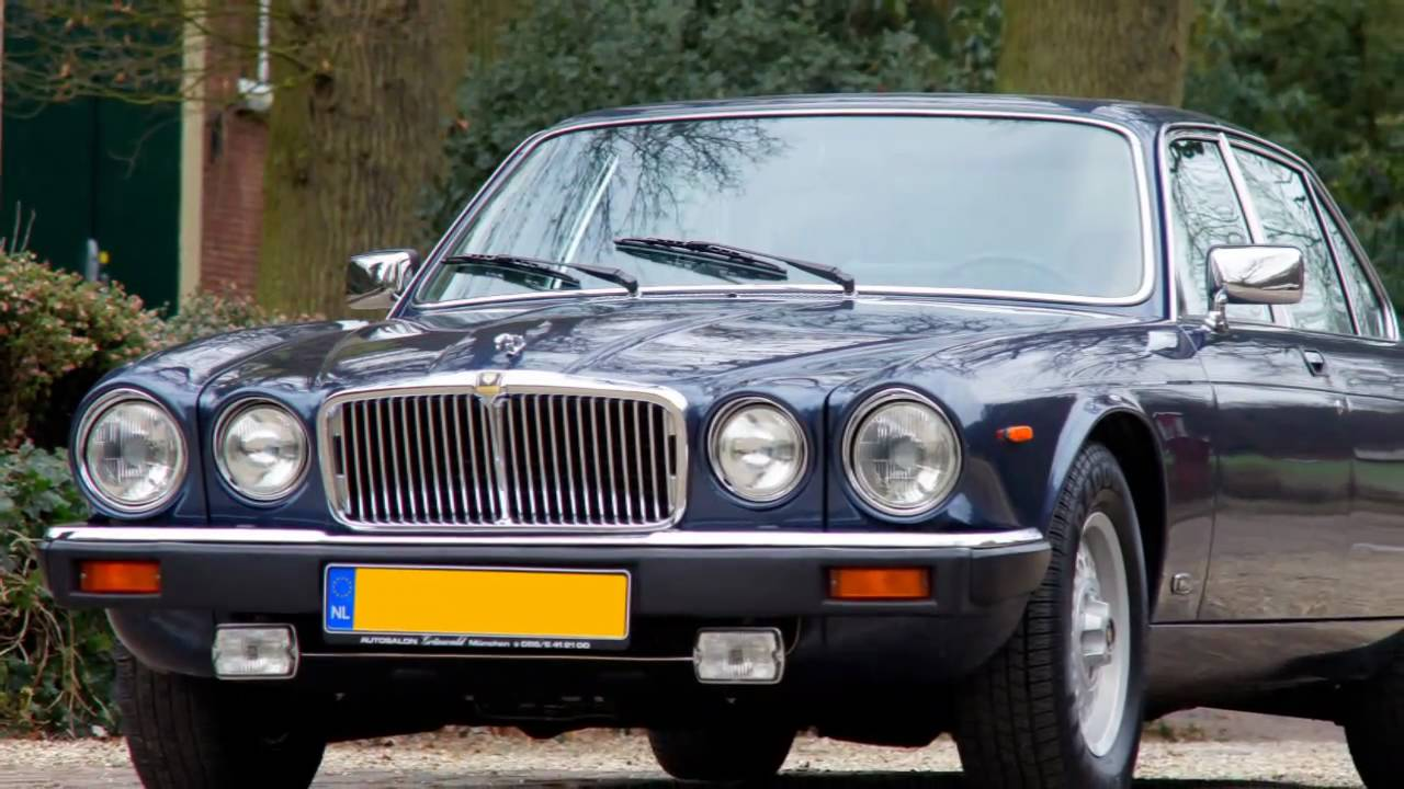 Jaguar Xj Ratings >> 1987 Jaguar XJ-12 Sovereign (HD photo video with stereo engine sounds!) - YouTube