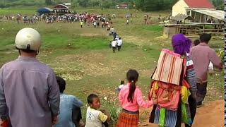 Suab Kho Siab Mus Ncis Saib Peb Hmong Lub xyoo txhiab 2016 Hmong Nyaab Laaj Teb In Vietnam FULL DH
