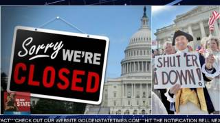 BREAKING NEWS: White House Asks Agencies to Prepare for a Government Shutdown Next Week!!!