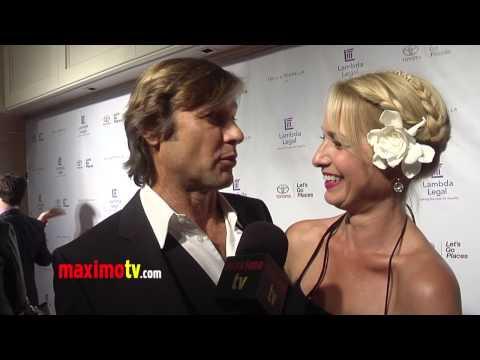 Grant Show & Katherine LaNasa Interview