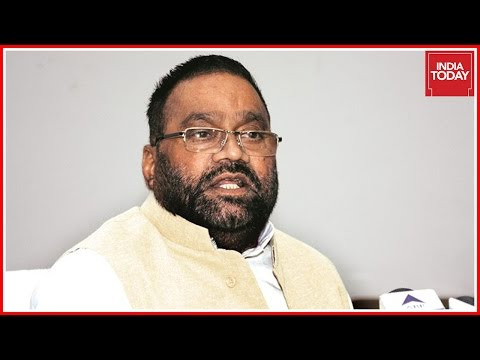 Swami Prasad Maurya Likely To Join BJP