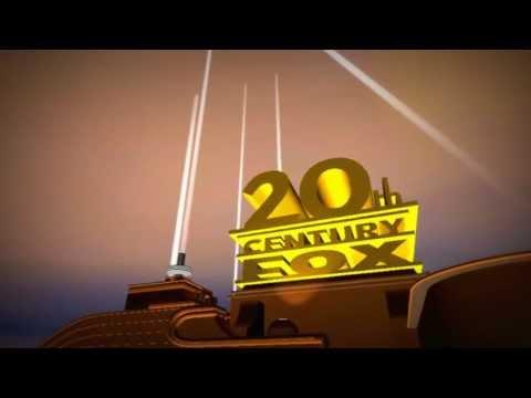 Unity3d: 20th Century Fox Intro video