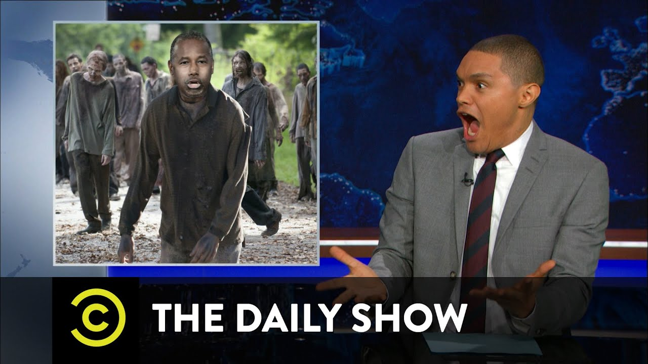 The Daily Show with Trevor Noah - Ben Carson Blames the Victims