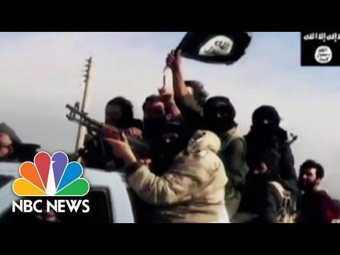 ISIS A Threat To The West | NBC News