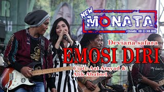 Download lagu NEW MONATA - EMOSI DIRI - DEVIANA SAFARA - RAMAYANA AUDIO