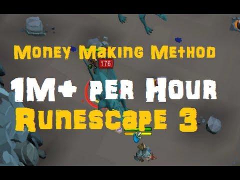 1M+ Per Hour – Money Making Guide – RS3 Runescape