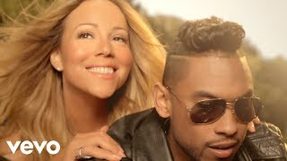 Клип Mariah Carey - #Beautiful ft. Miguel