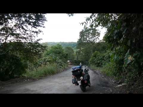 Chicago (IL) to Lima (Peru) - part 9 - Via Chiapas to Veracruz ( Mexico)