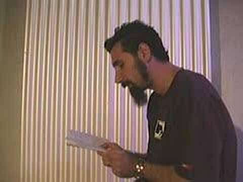 Serj Tankian - Misunderstood Rose