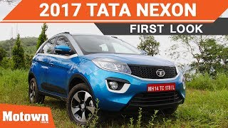 2017 Tata Nexon | First Impression | Motown India