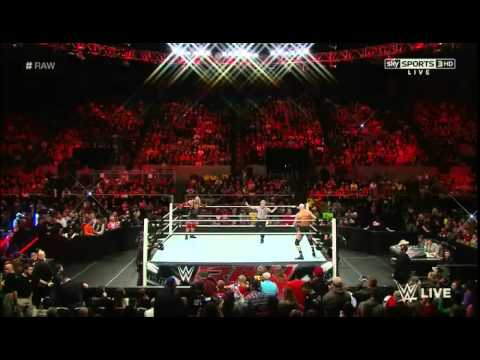 WWE Monday Night Raw — 11/17/14 — Full Show [HD]