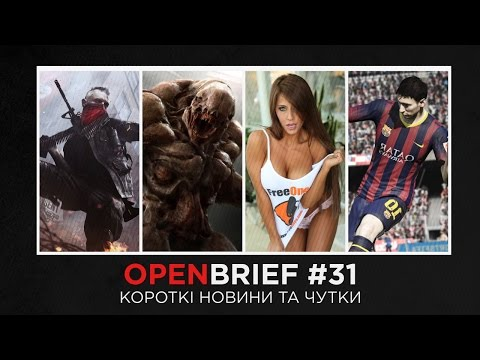 Openbrief #31 | Doom, Youporn, Fifa 15, Homefront, Oculus Rift video