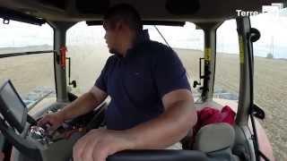 Essai du tracteur Case IH Magnum 380 : La puissance à létat pur