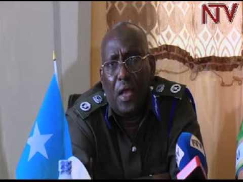 Ab'e Somalia basabye UN ebongere ku mmundu eziweebwa poliisi