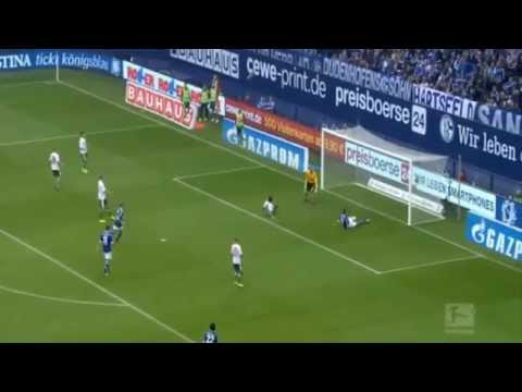 FC Schalke 04 all Bundesliga goals 2013 2014