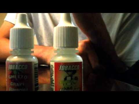 DIY HOW TO MAKE YOUR OWN E-JUICE / Liquid flavor 3 REVIEW
