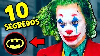 10 SEGREDOS ESCONDIDOS NO TRAILER DE CORINGA