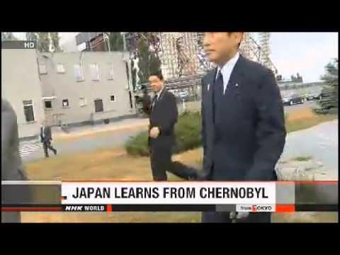 Fukushima - Chernobyl