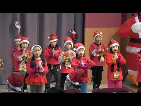 2020二年二班聖誕歌曲表演