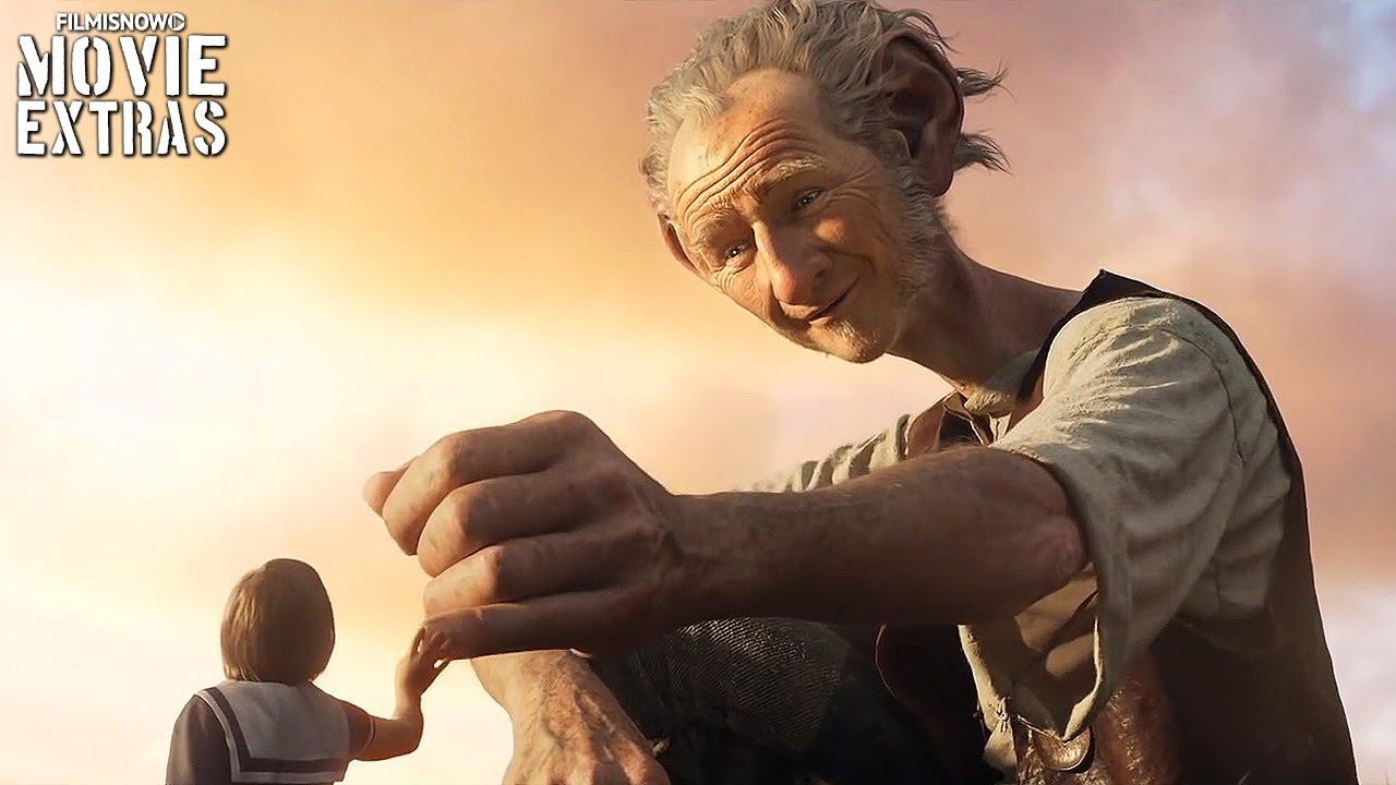 The BFG 'Steven Spielberg' Featurette (2016)