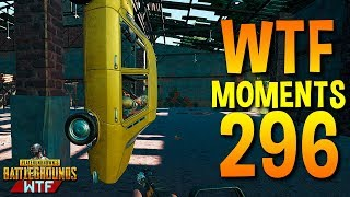 PUBG Daily Funny WTF Moments Highlights Ep 296
