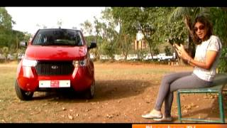 Mahindra e2o Electric Hatchback | Comprehensive Video Review | Autocar India