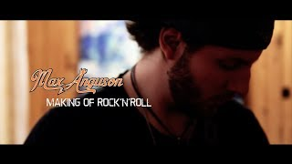 MAX ANGUSON - MAKING OF ROCK'N'ROLL