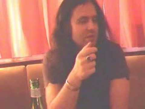 VideoInterview with Kreator's Mille Petrozza