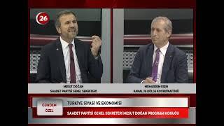 Gündem Özel | Mesut Doğan - SP Genel Sekreteri