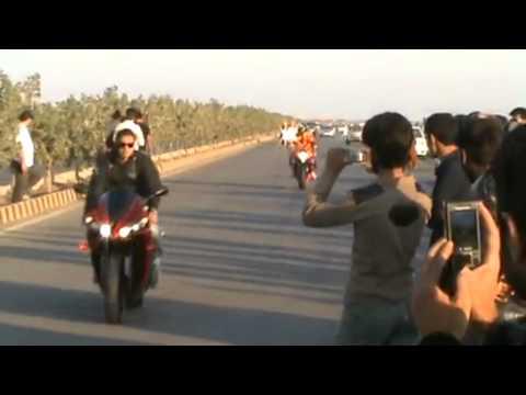 exotic biker boys of PAKISTAN by bilal ahmed awan