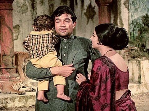 Rajesh Khanna Forgives Tanuja - Haathi Mere Saathi