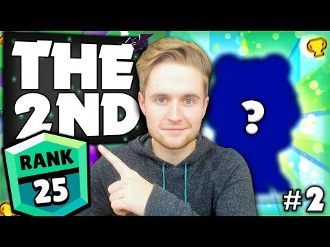 THE 2ND! - The Road To GREEN Iron Man Challenge #2 - Brawl Stars