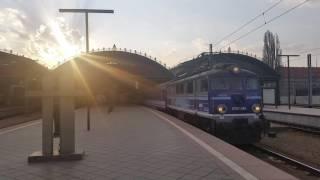 EP07-480 z TLK 56170 Sudety do Jeleniej Góry i Szklarskiej Poręby Górnej 02.04.2017