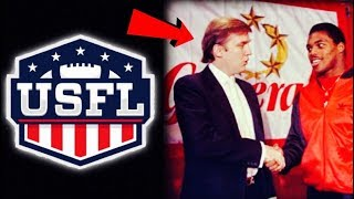 The USFL: The league that tried to compete with the NFL