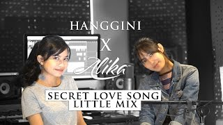 Secret Love Song ft. Alika Islamadina | Covernya Jeha
