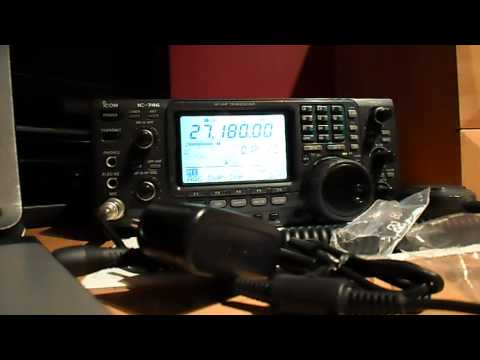 cb radio 19ch RX