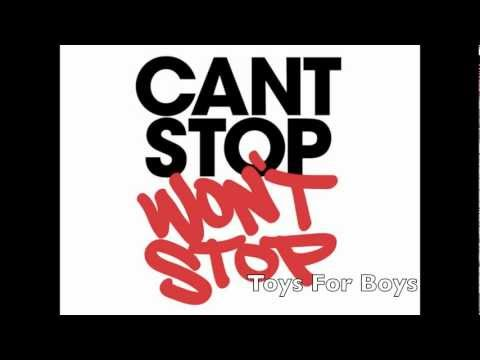 Can't Stop Won't Stop (feat. Cam Groves) - Toys For Boys