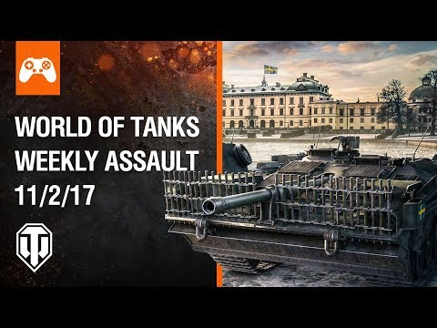 Console: World of Tanks Weekly Assault #27