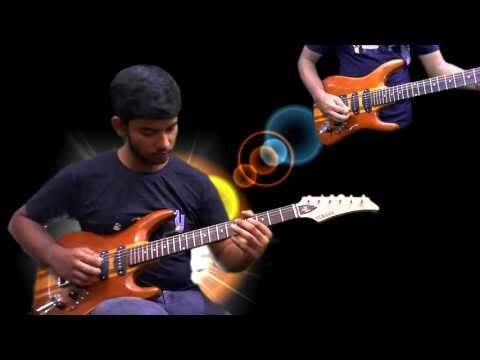 Aahatein (Agnee) Guitar Cover-Rwitam