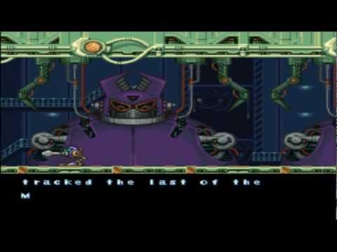 GameRETROplay - Megaman X2 SNES