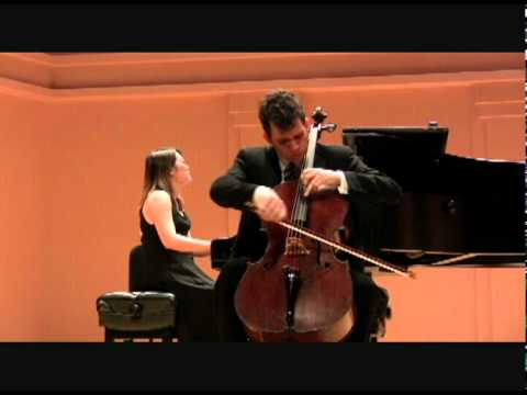 Strauss-Prihoda  Rosenkavelier Walzer (transcribed for cello)